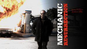 Scene de mecanic resurrection avec Jason statam