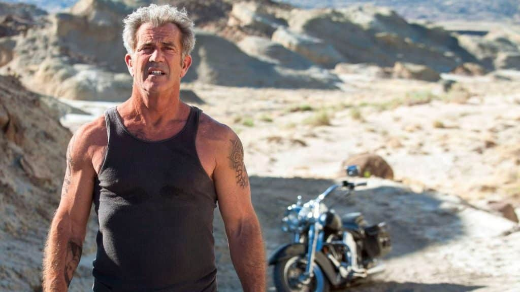 Mel Gibson danbs blood father