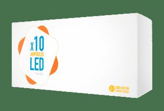 Pack d'ampoules LED gratuites