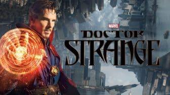 Affiche du film Doctir Strange (marvel)