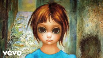 Big eyes : Affiche du film