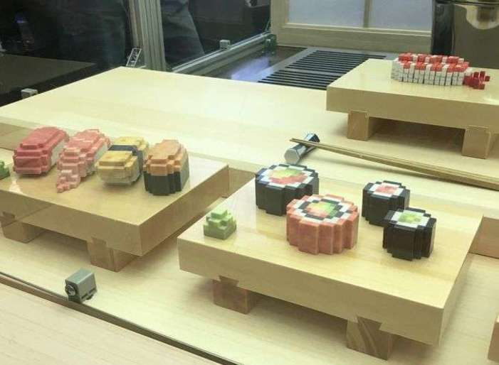 Sushis 3D