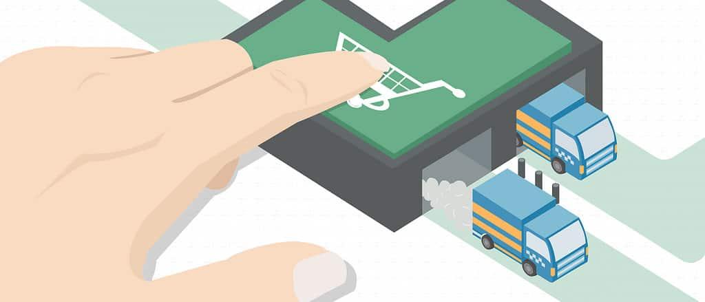 Dropshipping et marketplaces : Deux tendances e-commerce