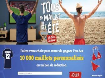 www.daunat.com / tousenmaillotcetete.fr : tous en maillot cet été
