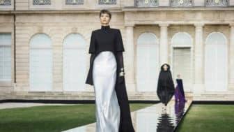 Défilé hommage Givenchy - juillet 2018