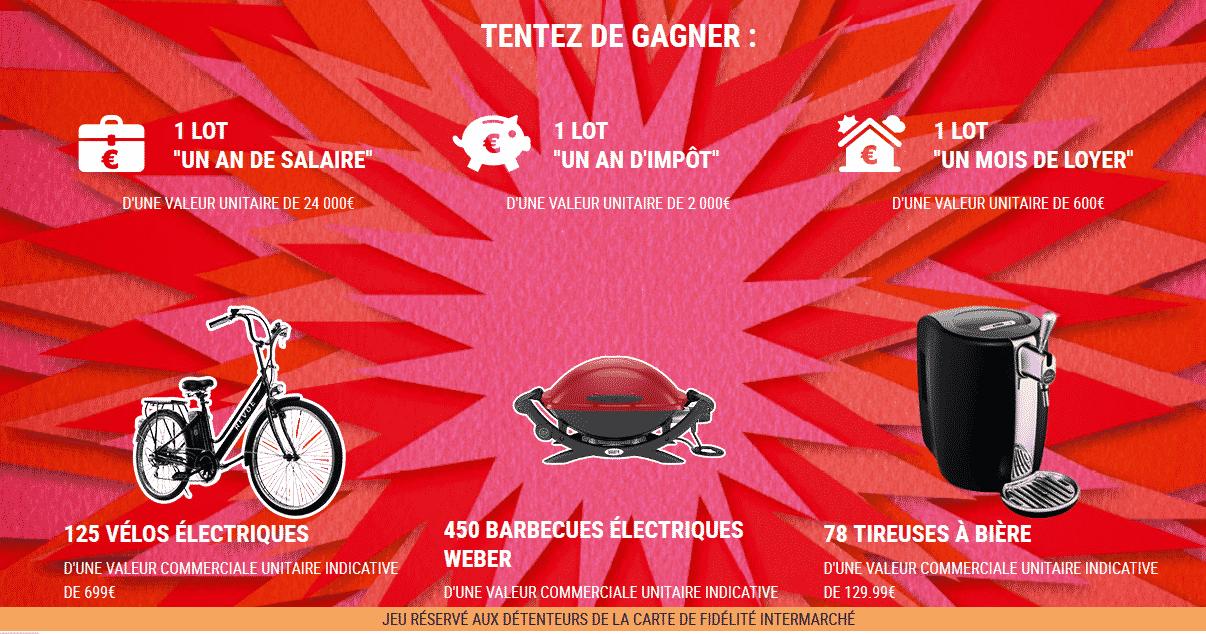 Carte Intermarche Belgique.Anniversaire Intermarche 2018 Plus De 258 000 De Cadeaux A Gagner