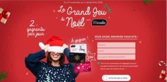 Grand jeu de Noël Illicado www.illicado.com/grand-jeu-de-noel