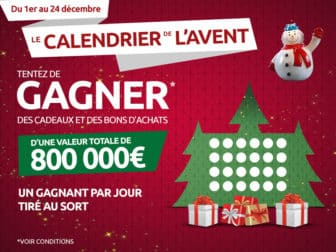 Jeu Calendrier de l'Avent - carrefour.fr