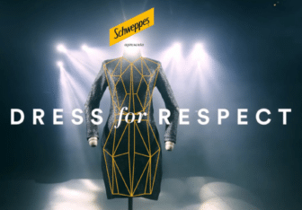 The Dress for Respect, la robe connectée