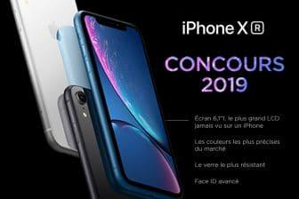 jeu Concours special iPhone - hugolescargot.com