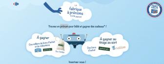 jeu carrefour la fabrique a prenoms - carrefour.fr