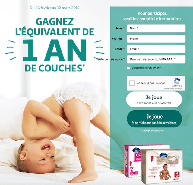 jeu Bebe Auchan - auchan.fr