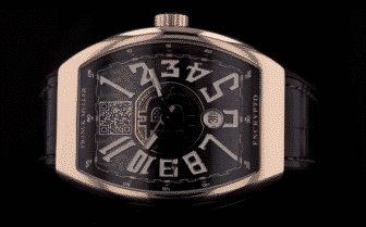 la nouvelle montre de luxe Encrypto