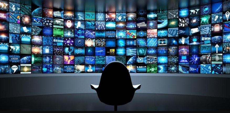 Tv diffusant de la VOD