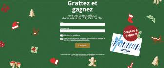 Participez au jeu Action Grattez & Gagnez 2019