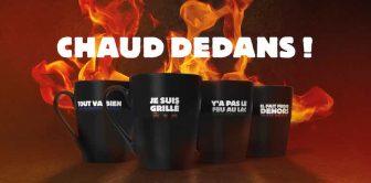 Achetez votre mug thermosensible Burger King a un euro
