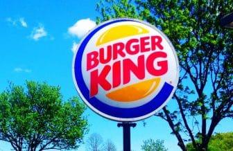 panneau Burger King