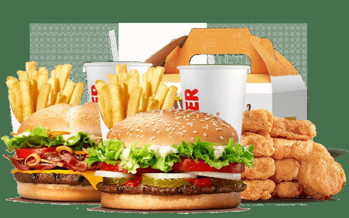 Burger King bon plan