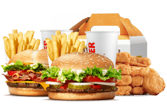 Burger King bon plan