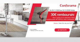 Promotions et ODR Hoover sur Promo.Hoover.fr